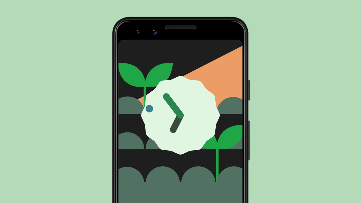 Exactly how to include points to the clock widget on the residence display on Android 12